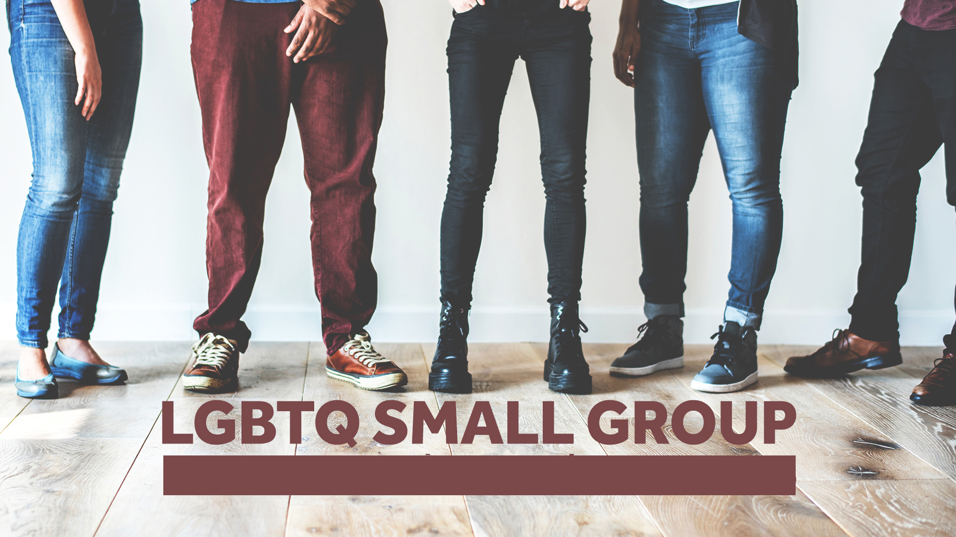 LGBTQ Small Group for High School Students