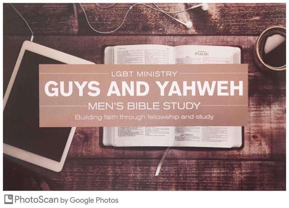 Guys and Yahweh: Gay Men Small Groups