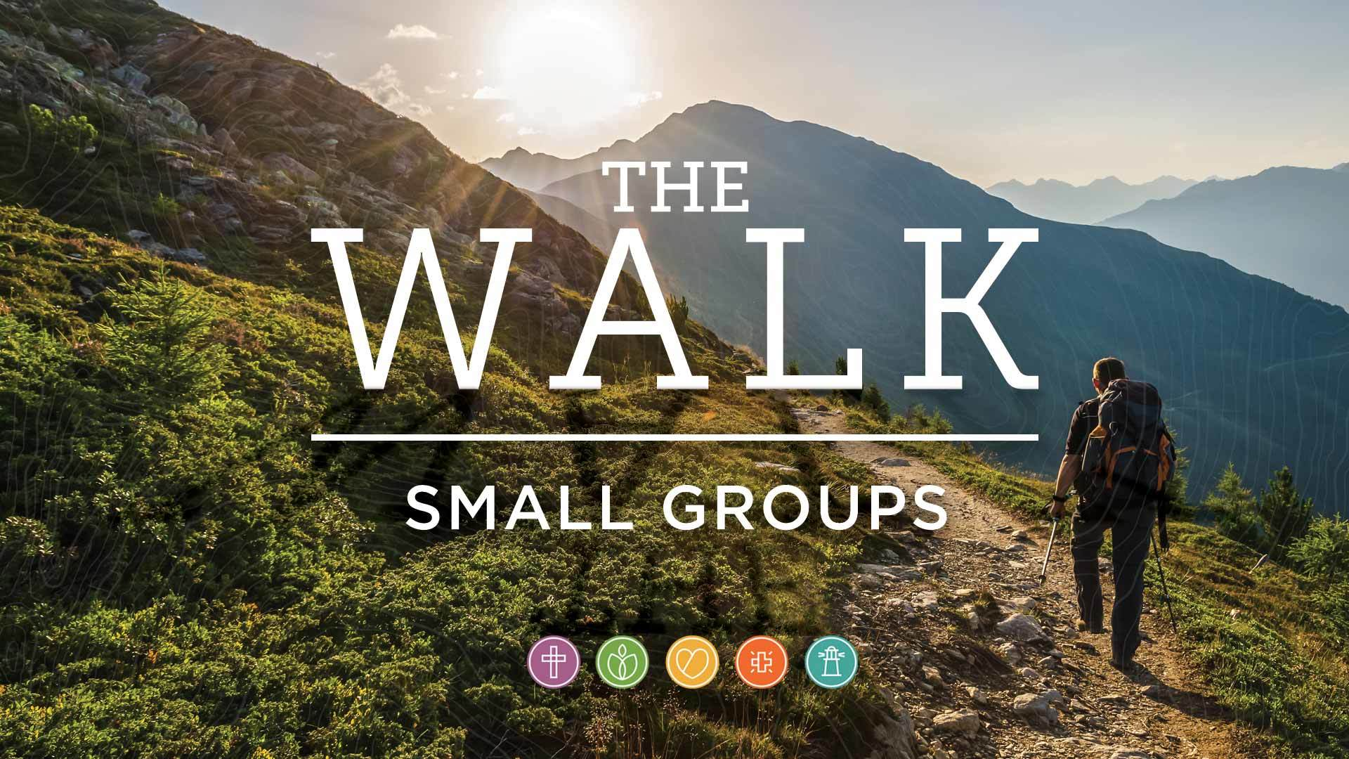 The Walk Small Groups 1920X1080