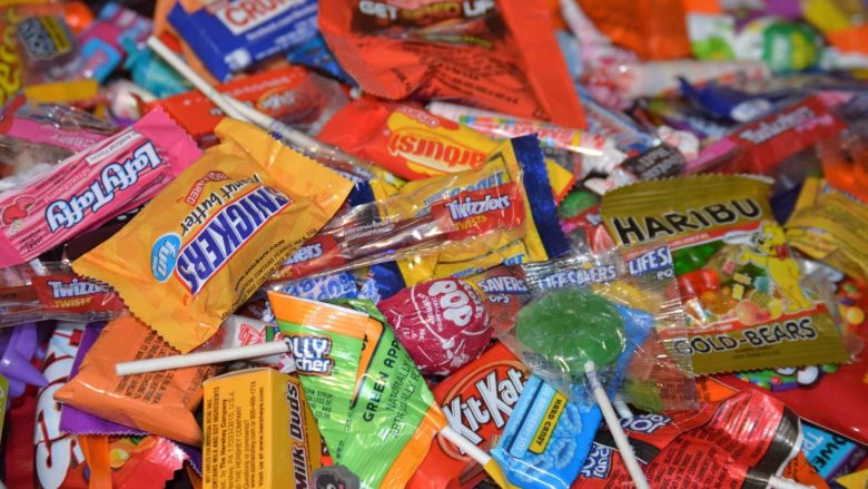 Leftover Candy Donations